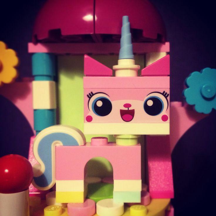 Unikitty The Lego Movie