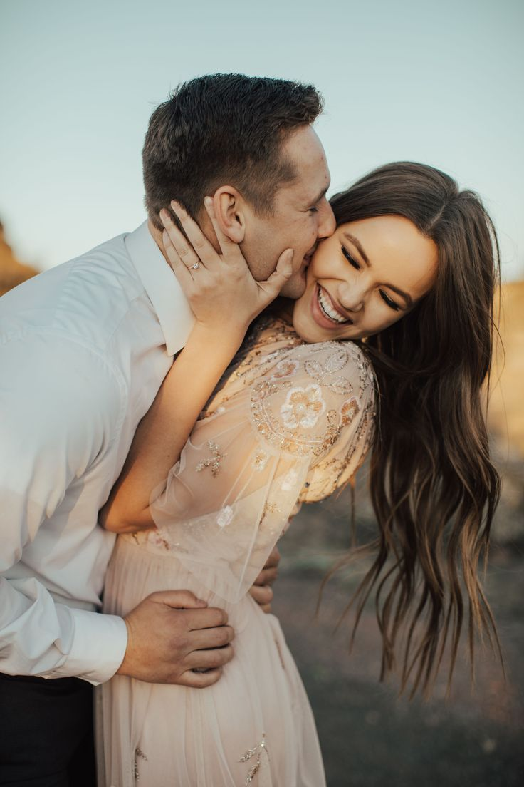 Arizona Verlobungssitzung   Etwas Abenteuerliches …