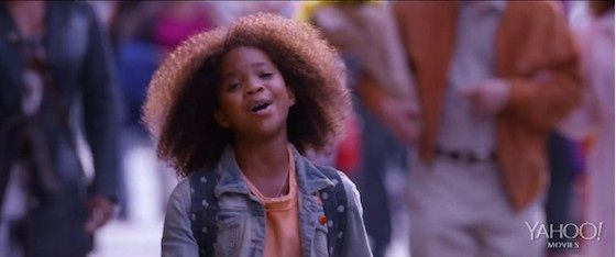 The First Official Trailer For Quvenzhane Wallis' 'Annie' Remake Will Make You Sing