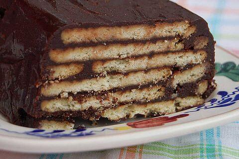 Recept voor Arretjescake