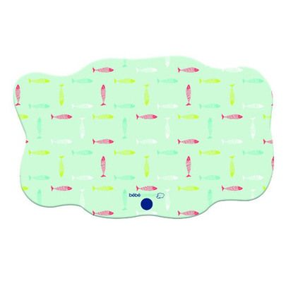 Tapis de bain thermosensible Poisson de Bébé Confort