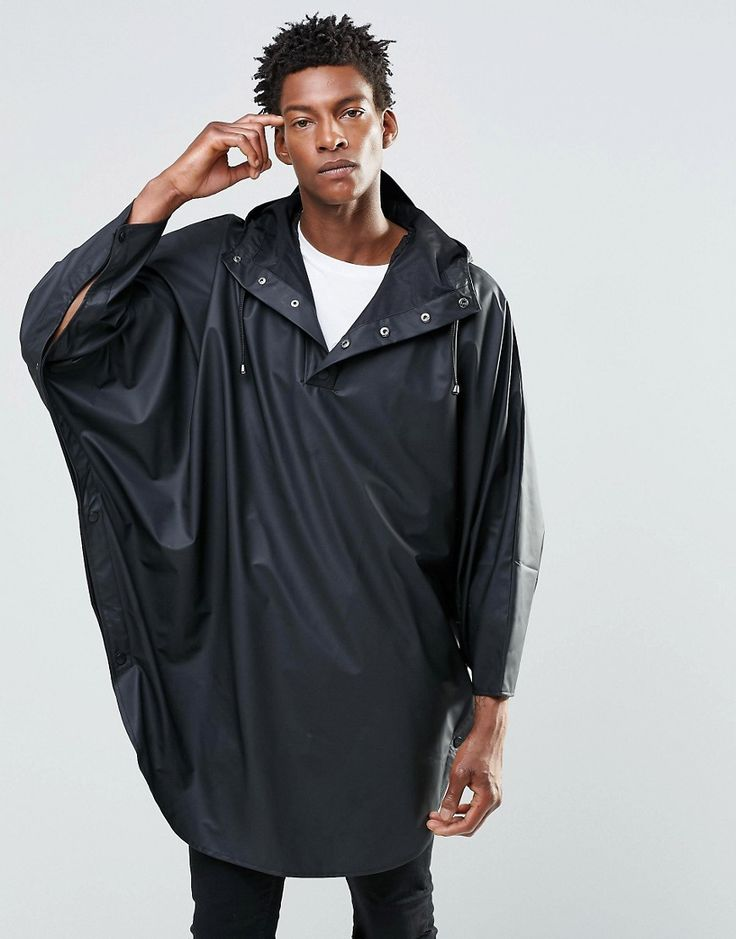 Image 1 of Rains Waterproof Poncho