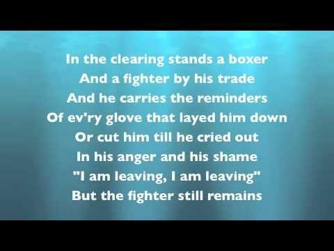 Simon & Garfunkel - The Boxer (with lyrics)