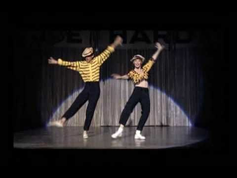 """Who's Got the Pain,"" choreographed by Bob Fosse for Damn Yankees, and danced by him and Gwen Verdon in this version."