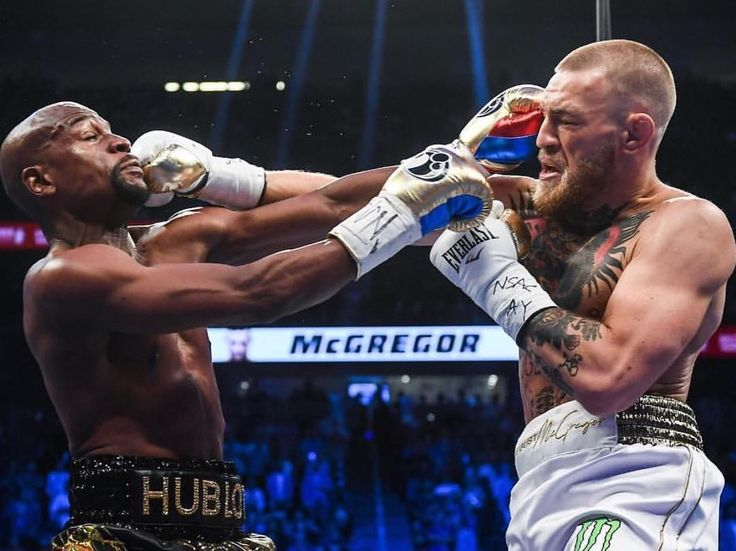 Instagram: «Great fight boys. Historic night.  Respect to Floyd Mayweather. Masterful performance tonight and…»