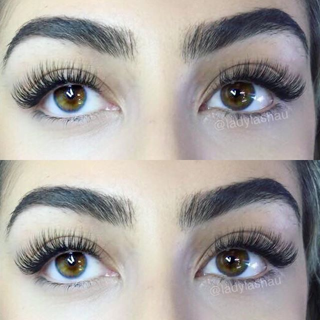 c15082f3a04 A GLAM set is our most popular classic set of lashes. We lash around ...