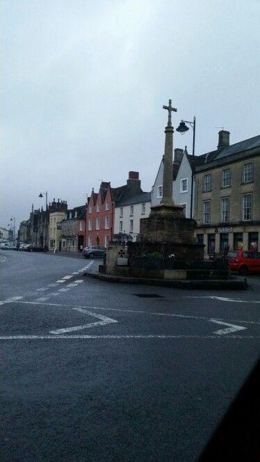 Chipping Sodbury war memorial.today at 6:53am 30.10.14