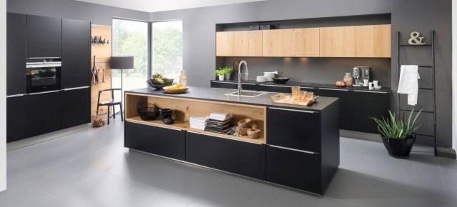 Fot. Kuchnia z linii Soft Lack/Lenio, Nolte Küchen