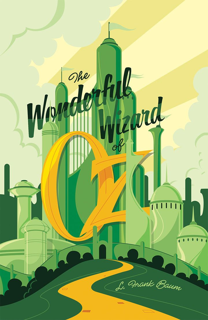 Wizard of Oz by MikeMahle on deviantART