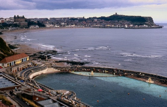 Scarborough south bay bathing pool now demolished - Swimming pools in south yorkshire ...