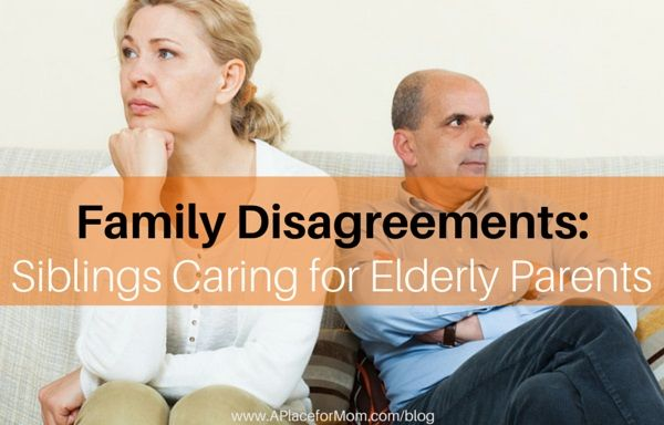 family conflicts Do you have family conflict due to issues with your aging parents carolyn rosenblatt and dr mikol davis of aging parents can help family mediation.