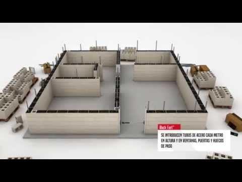 El presente video, describe paso a paso cómo se instala el sistema drywall y describe los materiales utilizados.