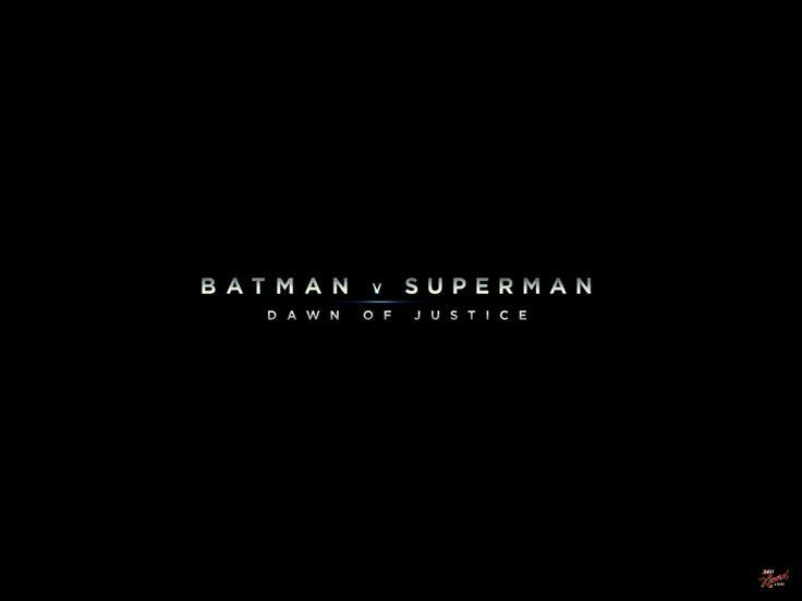 Batman vs Superman:Trailer breakdown   westney79