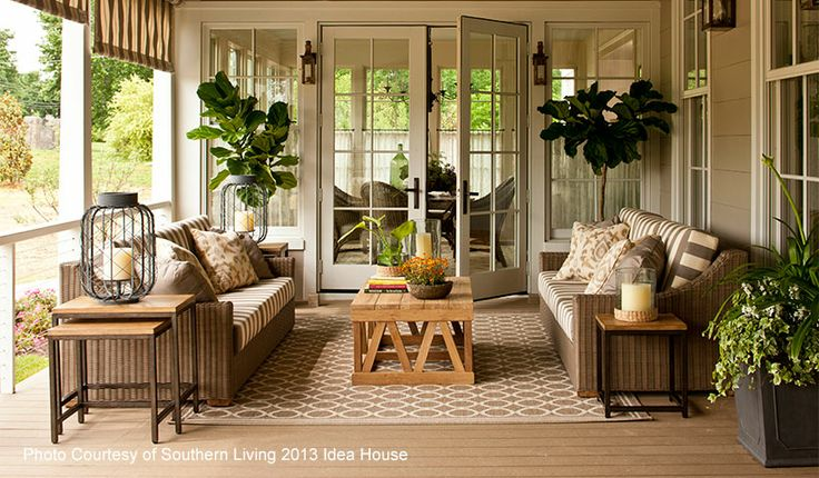Deck Designs - Composite Deck Ideas - Photo Gallery   MoistureShield Also seen on This Old House