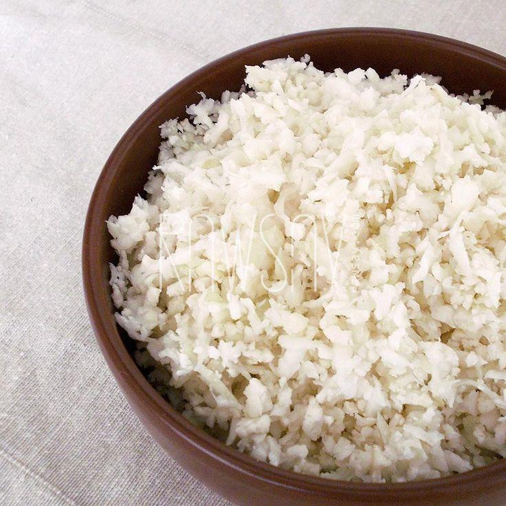 Рис сыроедный - Сыроедение, рецепты и диеты - Rawsay