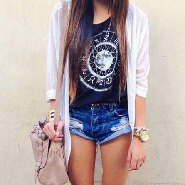 Tumblr outfit - Brandy Melville