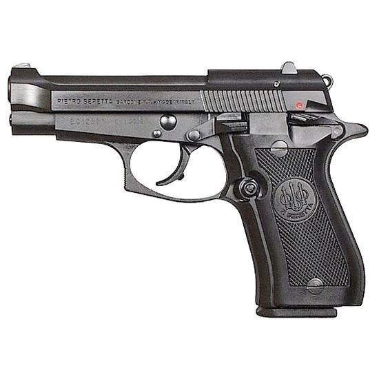 Beretta Model 84FS Cheetah Semi Automatic Handgun .380 ACP 3.8 Barrel 13 Rounds Matte Black Finish J84F200M