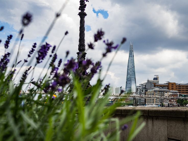 Capturing The Shard   Photography Project