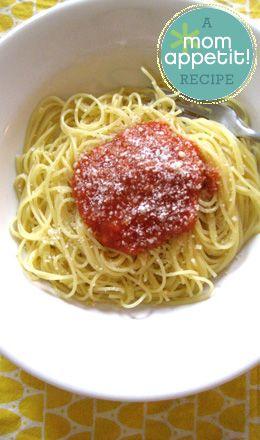 quick marinara sauce | Dinner | Pinterest