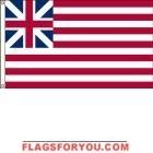 High Wind, US Made Grand Union Flag 4x6
