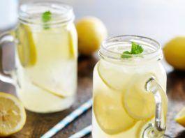 Zdravotní přínosy vody s citrónem