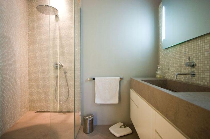Douche carrelée : Douche à l'italienne : 55 idées pour l'aménager - Journal des…