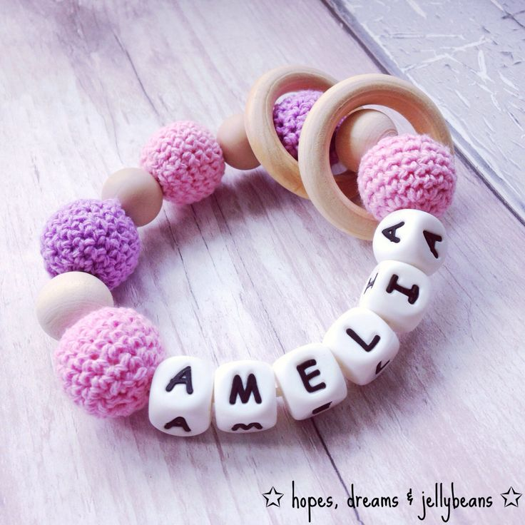 Personalised, keepsake, silicone teething rattle, teether, new mum gift, baby shower gift, present, unique, newborn by HopeDreamsJellybeans on Etsy https://www.etsy.com/uk/listing/466442890/personalised-keepsake-silicone-teething