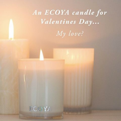 Candles are synonymous with romance. The Ecoya range of candles and home fragrance products makes it easy to create the perfect atmosphere this Valentines Day. Discover the luxurious Ecoya collection for a fresh contemporary style that will sit well in any home. Featuring the finest fragrances and essential oils, to invigorate your senses and make your home as welcoming as ever - http://facialco.com.au/ecoya