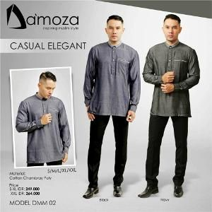 Baju Kemeja Pria Damoza for Man DMM 002