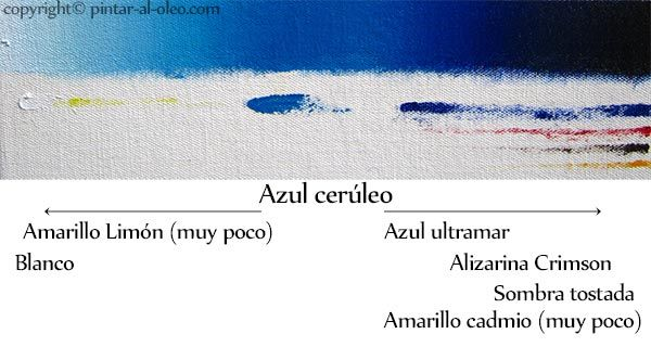 La Magia de aclarar y oscurecer colores en la pintura | Aprender a Pintar al óleo+++++