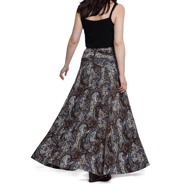 Long Skirt Sewing Pattern 67