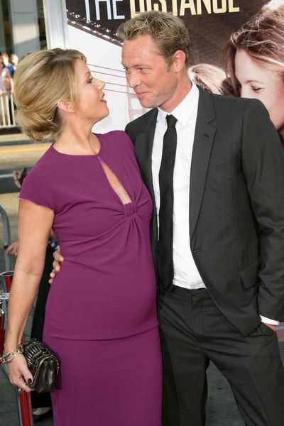 Christina Applegate - Baby bump watch!