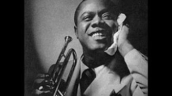 LOUIS ARMSTRONG MOON RIVER - YouTube