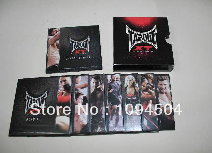 weight loss with tapout xt