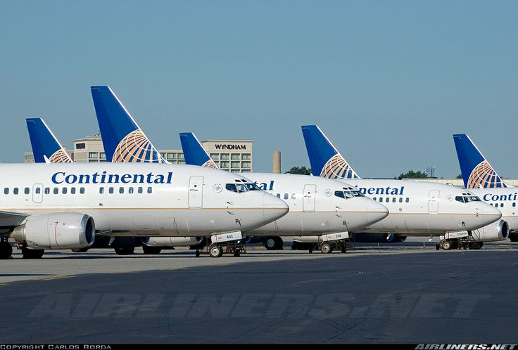 continental airlines onepass - 736×498