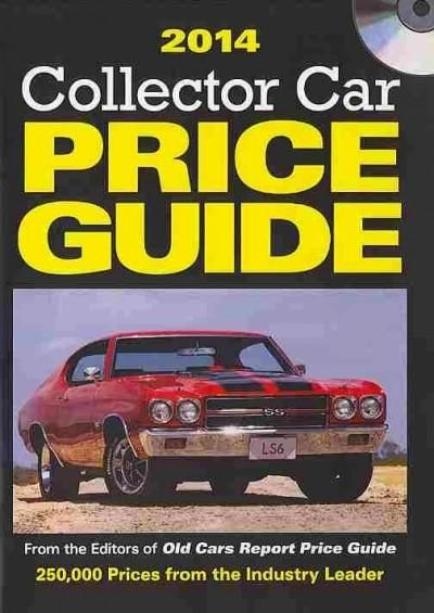 Collector Car Price Guide 2014