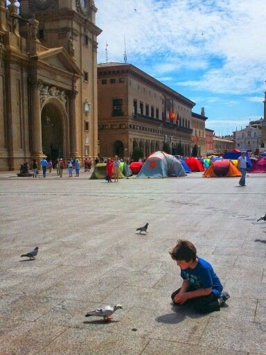 Zaragoza | ✈ Stunning CITIES to Lose Yourself In | Pinterest | Spain, Places and Zaragoza