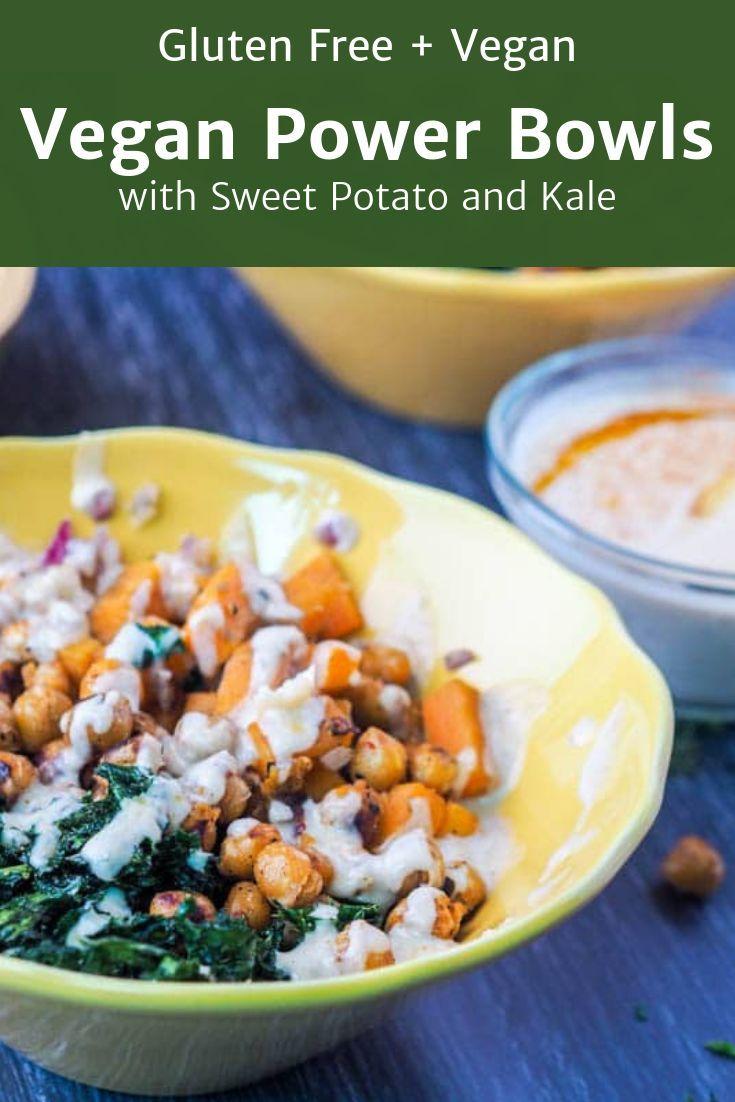 Vegan Power Bowl With Sweet Potato And Kale Terras Kitchen Review