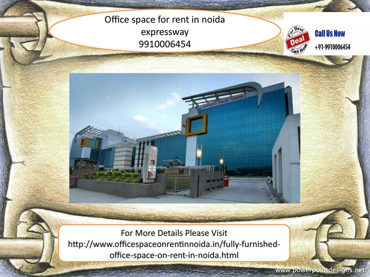Office space for rent 9910006454 in noida expressway