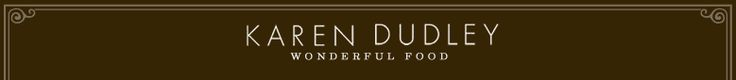 Need to eat at while in Cape Town: Karen Dudley • Wonderful Food - What We Do