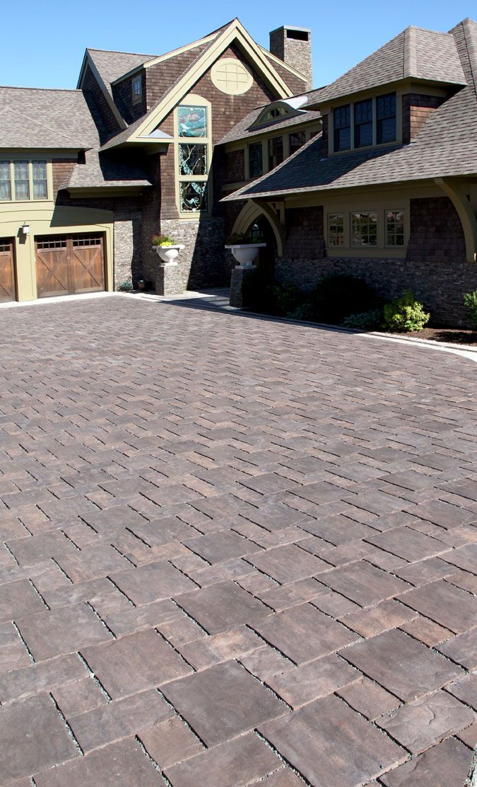 Thornbury™ Driveway Available At Van Beeks Garden Supplies Find These  Beautiful Patio Pavers At Van