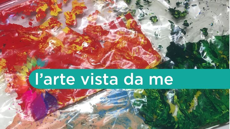 Pittura marmorizzata Fai da te per Bambini - Marble painting - Dipingere...