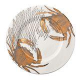 Crabs & Nets Dinnerware by Caskata | Gracious Style