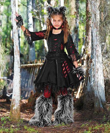 Love this Werewolf Girl Dress-Up Set - Girls on #zulily! #zulilyfinds