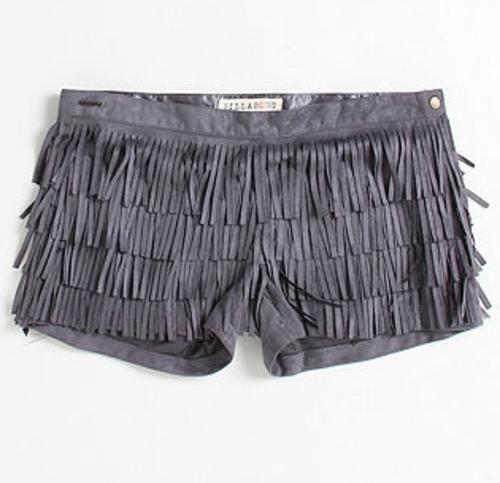 Tasseled Shorts: Tassels Shorts, Shimmi Fringes, Fringe Shorts, Style, Clothing, Leather Fringes, Fringes Shorts, Closet, White Tops