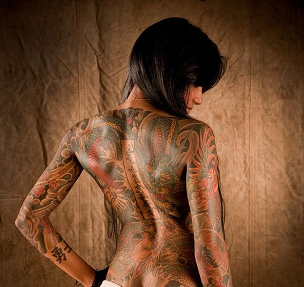 SERVIZIO PART-TIME: THE 12 SEXIEST TATTOOS