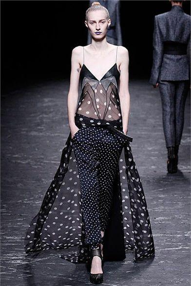 Haider Ackermann - Spring Summer 2013 Ready-To-Wear - Shows - Vogue.it