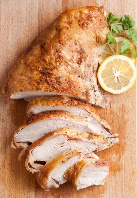 How To Cook Turkey Breast: The Simplest, Easiest Method — Cooking Lessons from The Kitchn   The Kitchn