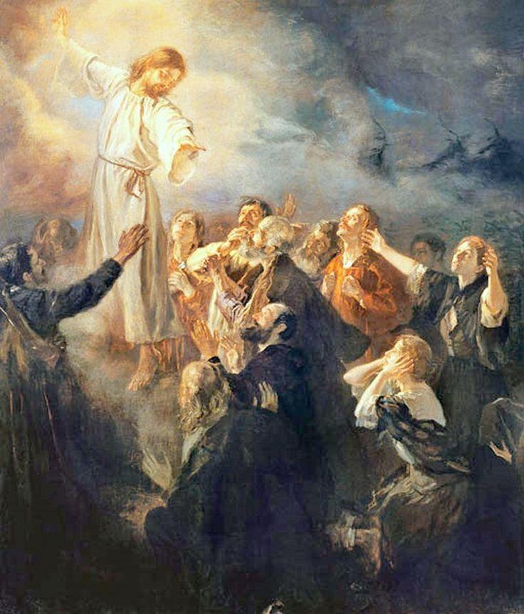 Himmelfahrt Jesus