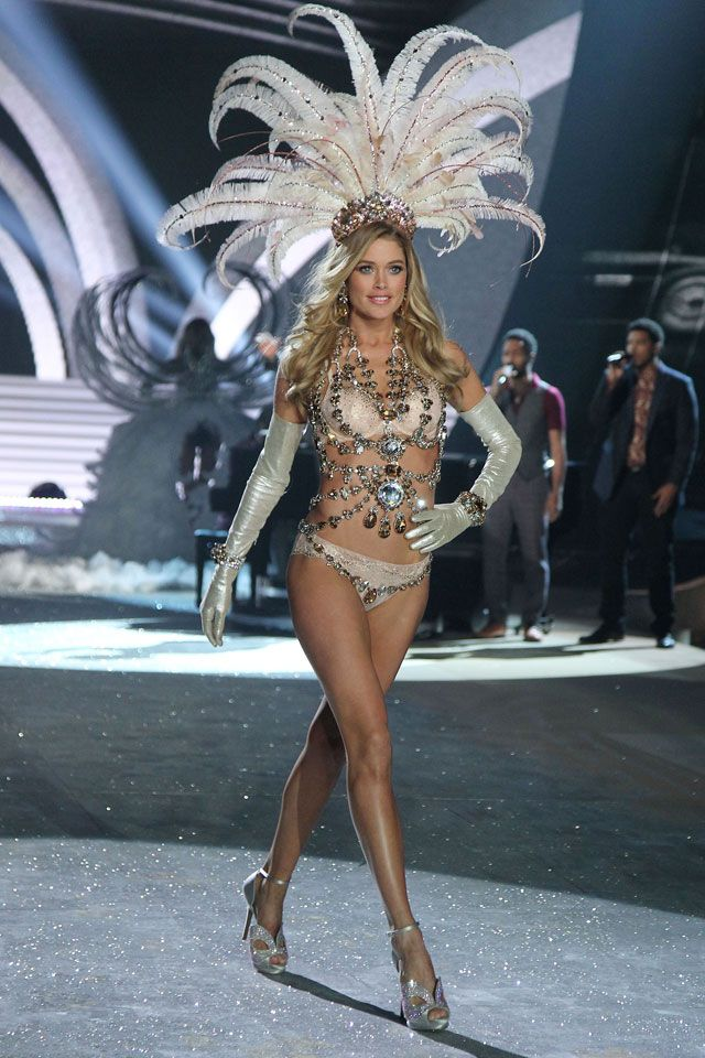 The 2012 Victoria's Secret Fashion Show: Women: GQ